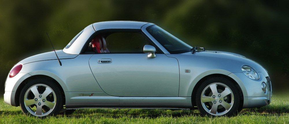 Daihatsu Copen I 2002 - 2012 Roadster #5