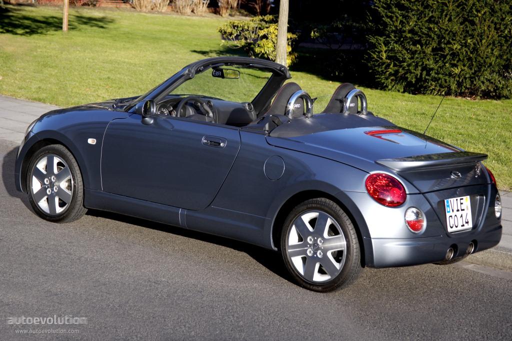 Daihatsu Copen I 2002 - 2012 Roadster #4