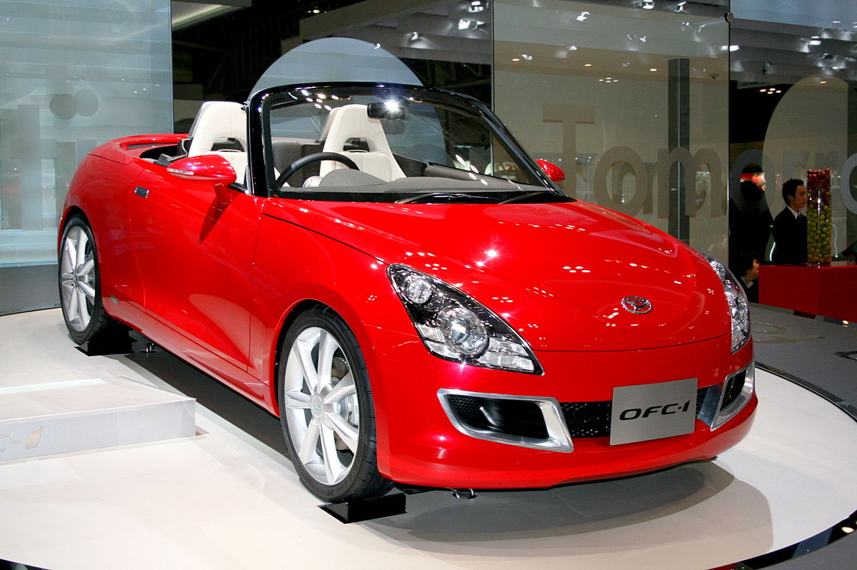 Daihatsu Copen I 2002 - 2012 Roadster #8