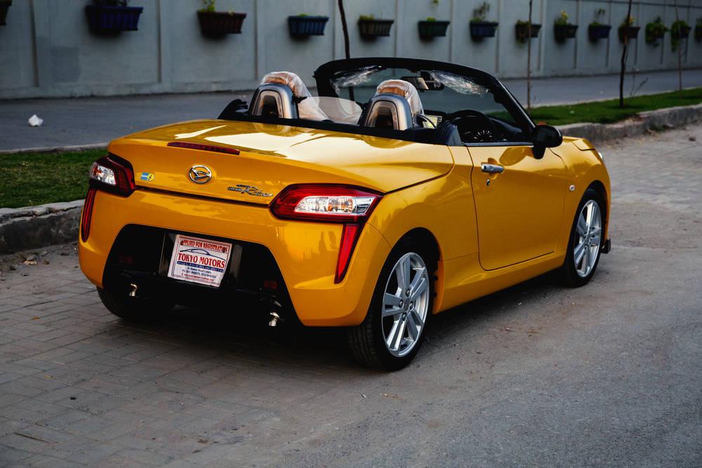 Daihatsu Copen II 2014 - now Roadster :: OUTSTANDING CARS