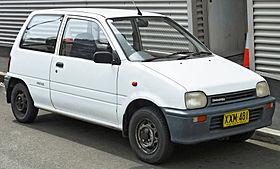 Daihatsu Mira V 1998 - 2002 Hatchback 3 door #7