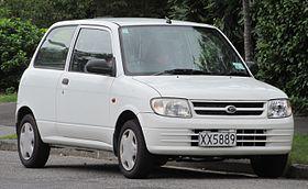 Daihatsu Mira V 1998 - 2002 Hatchback 3 door #5