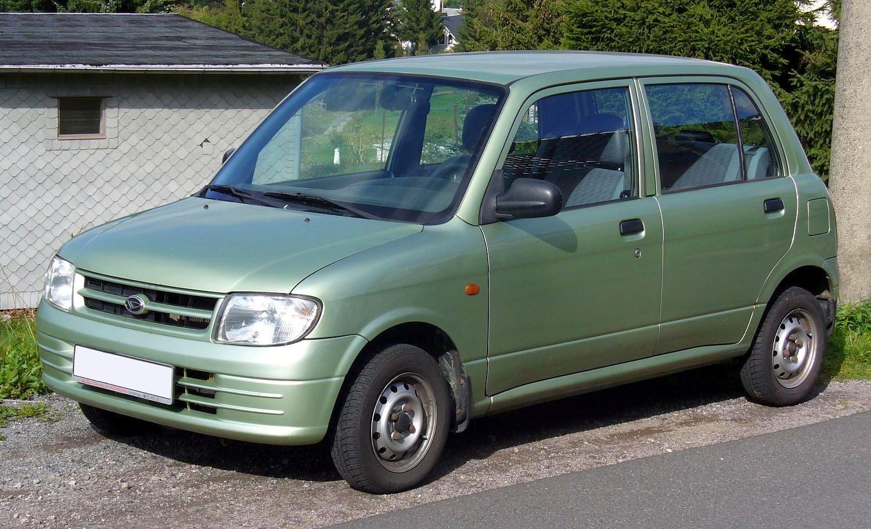 Daihatsu Cuore Iv  L500  1995