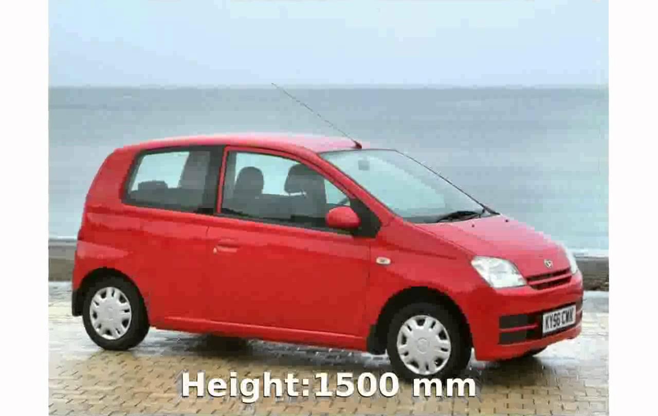 Daihatsu Cuore VI (L251) 2003 - 2007 Hatchback 3 door #3