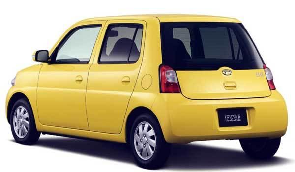 Daihatsu Esse 2005 - 2011 Hatchback 5 door #5