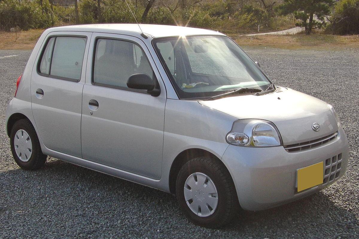 Daihatsu Esse 2005 - 2011 Hatchback 5 door #7