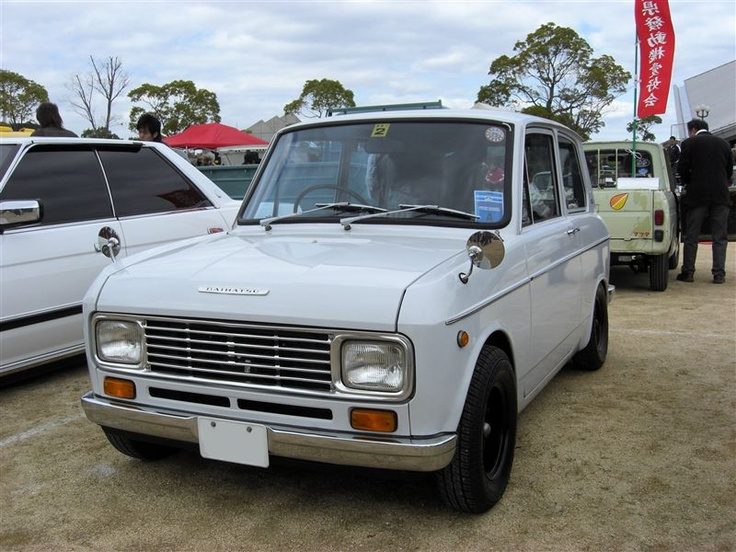 Daihatsu Fellow I 1966 - 1970 Sedan 2 door #6