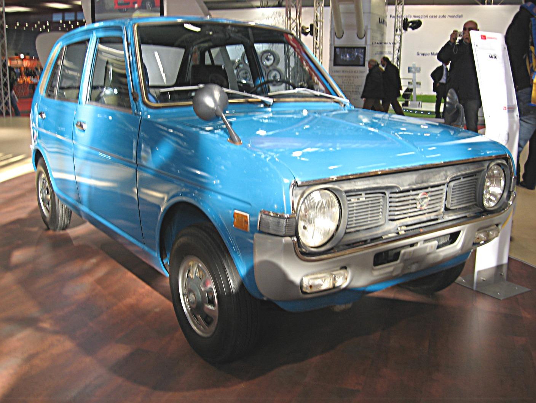 Daihatsu Fellow II (Max) 1970 - 1976 Coupe #1