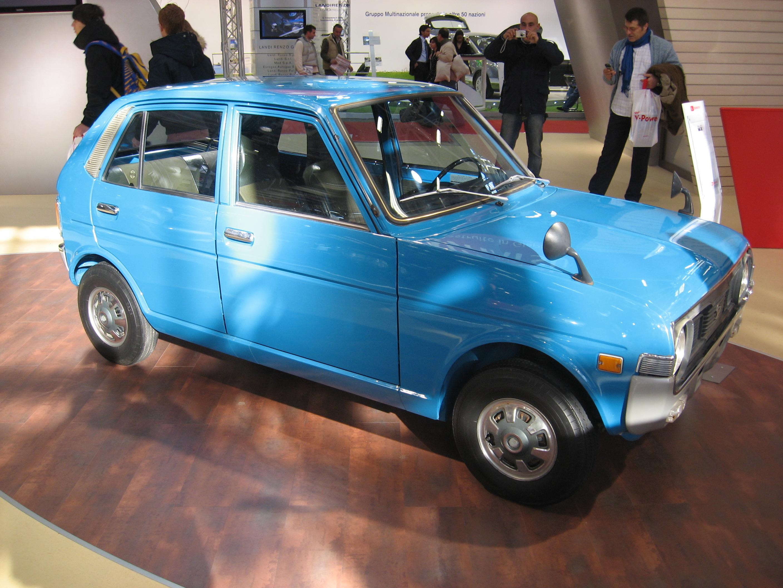 Daihatsu Fellow II (Max) 1970 - 1976 Coupe #5