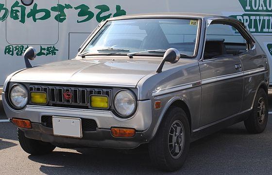 Daihatsu Fellow II (Max) 1970 - 1976 Coupe #7