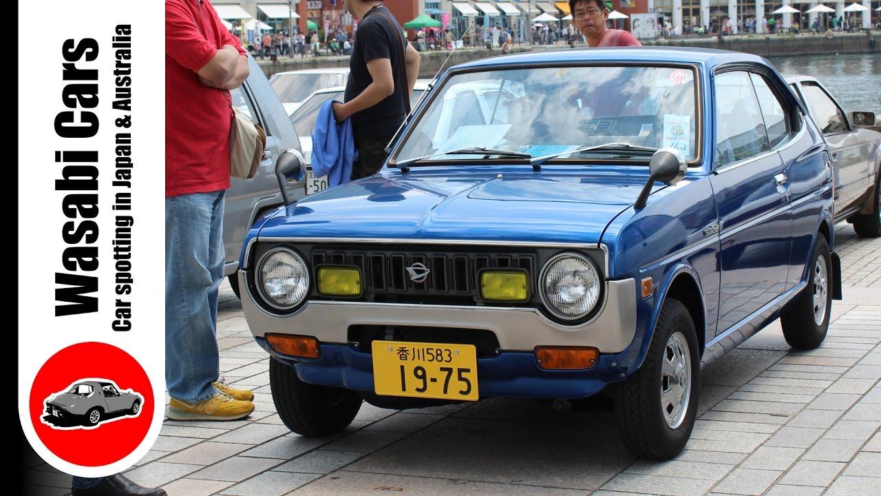 Daihatsu Fellow II (Max) 1970 - 1976 Coupe #6