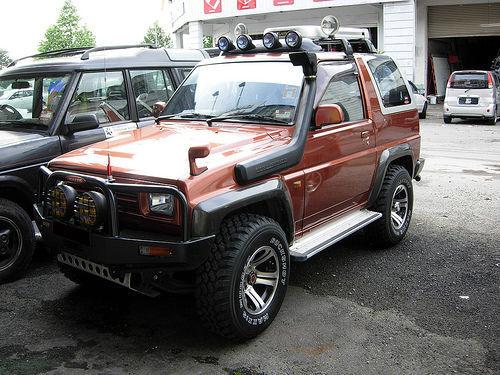 Daihatsu Feroza 1989 - 1999 SUV #1