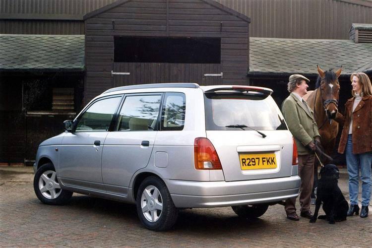 Daihatsu Gran Move 1996 - 2002 Compact MPV #2