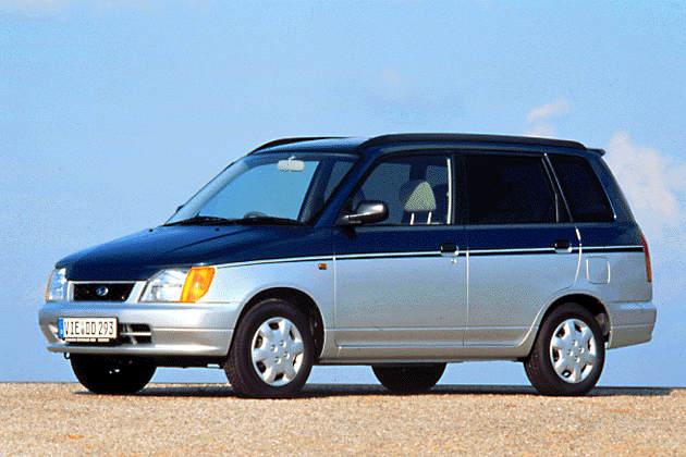 Daihatsu Gran Move 1996 - 2002 Compact MPV #3