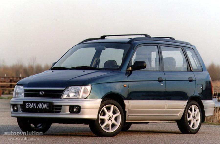 Daihatsu Gran Move 1996 - 2002 Compact MPV #5