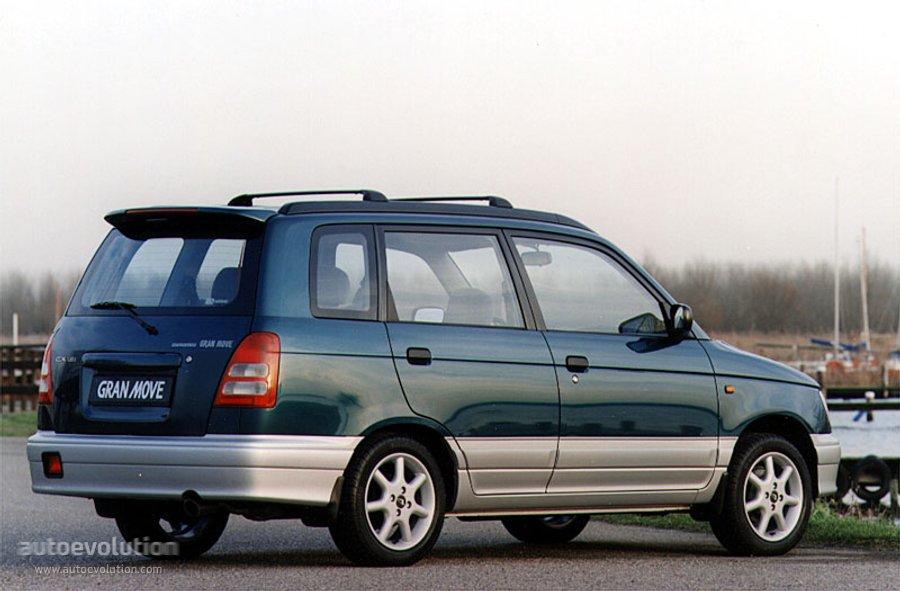Daihatsu Gran Move 1996 - 2002 Compact MPV #6