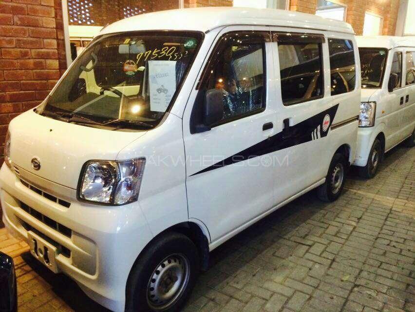 Daihatsu Hijet IX 1990 - 2004 Microvan #4