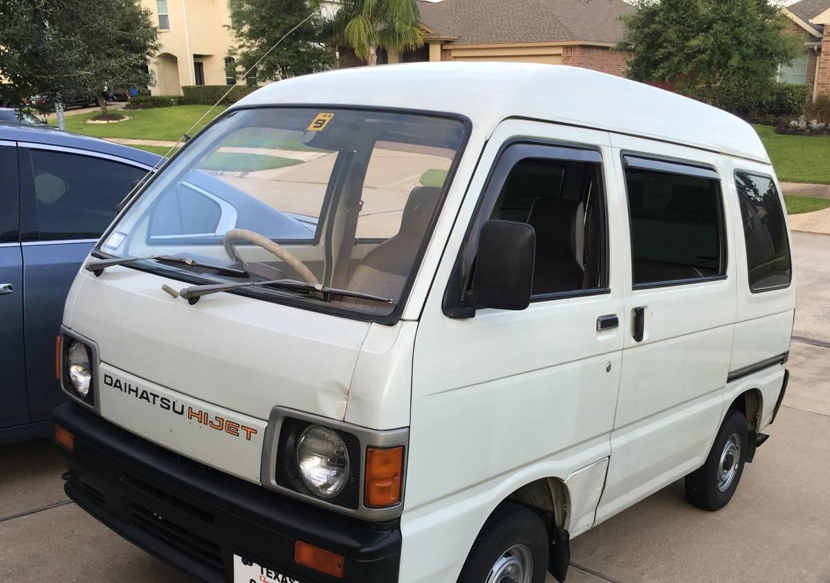 Daihatsu Hijet IX 1990 - 2004 Microvan #7