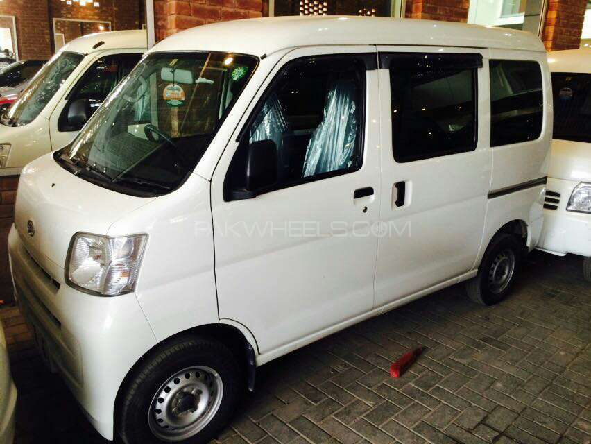 Daihatsu Hijet VIII 1990 - 1998 Microvan #1
