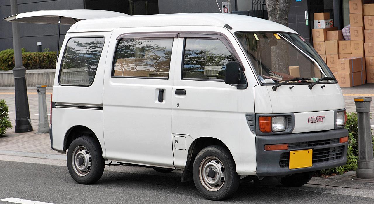 Daihatsu Naked 1999 - 2004 Microvan #3