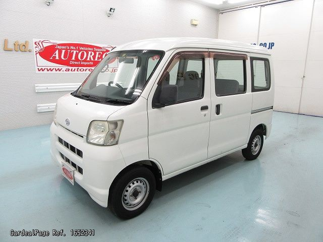 Daihatsu Hijet VIII 1990 - 1998 Microvan #3
