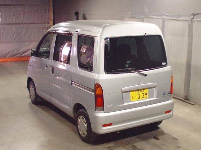 Daihatsu Hijet X 2004 - now Microvan #4