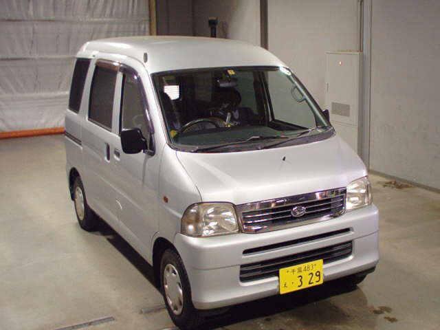 Daihatsu Hijet X 2004 - now Microvan #3