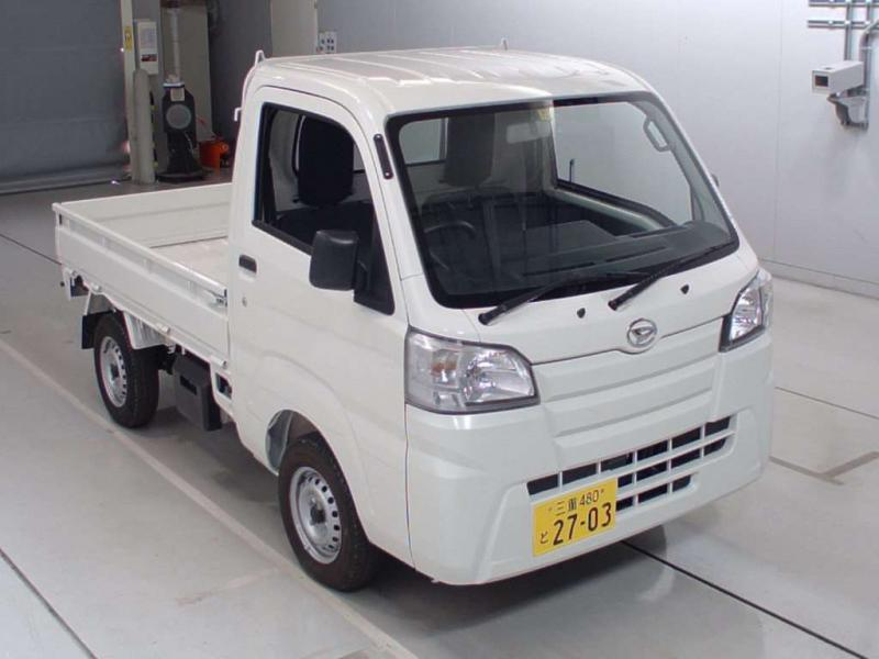 Daihatsu Hijet X 2004 - now Microvan #2
