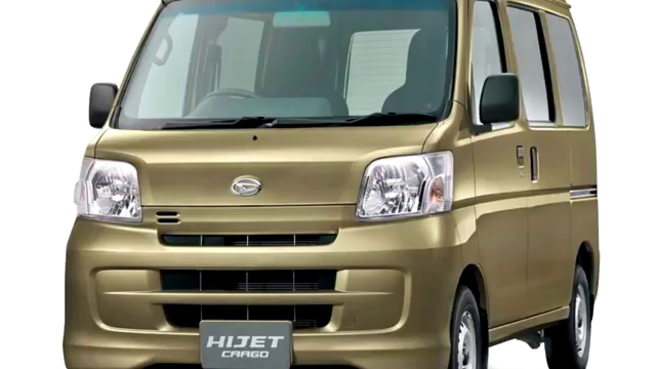 Daihatsu Hijet X 2004 - now Microvan #7