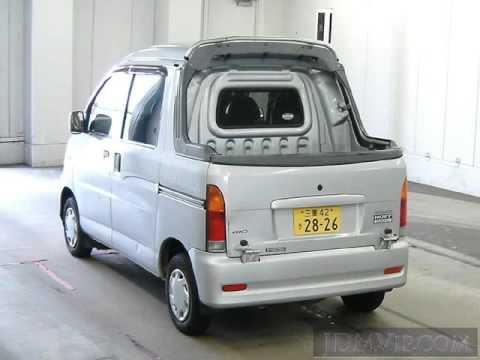 Daihatsu Hijet X 2004 - now Microvan #5