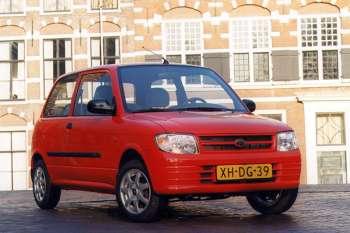Daihatsu MAX I 2001 - 2003 Hatchback 5 door #2