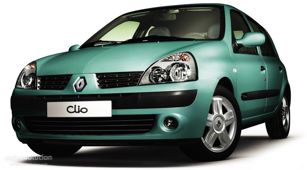 Renault Symbol I Restyling 2002 - 2006 Sedan #6