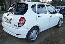 Daihatsu Storia 1998 - 2004 Hatchback 5 door #7