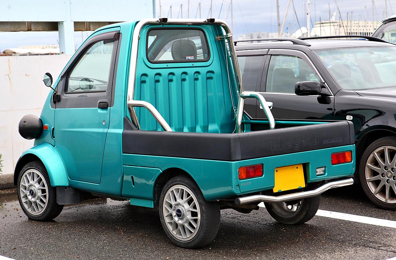 Daihatsu Midget II 1996 - 2001 Microvan #4