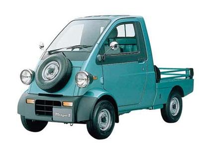 Daihatsu Midget II 1996 - 2001 Microvan #3