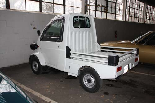 Daihatsu Midget II 1996 - 2001 Microvan #5