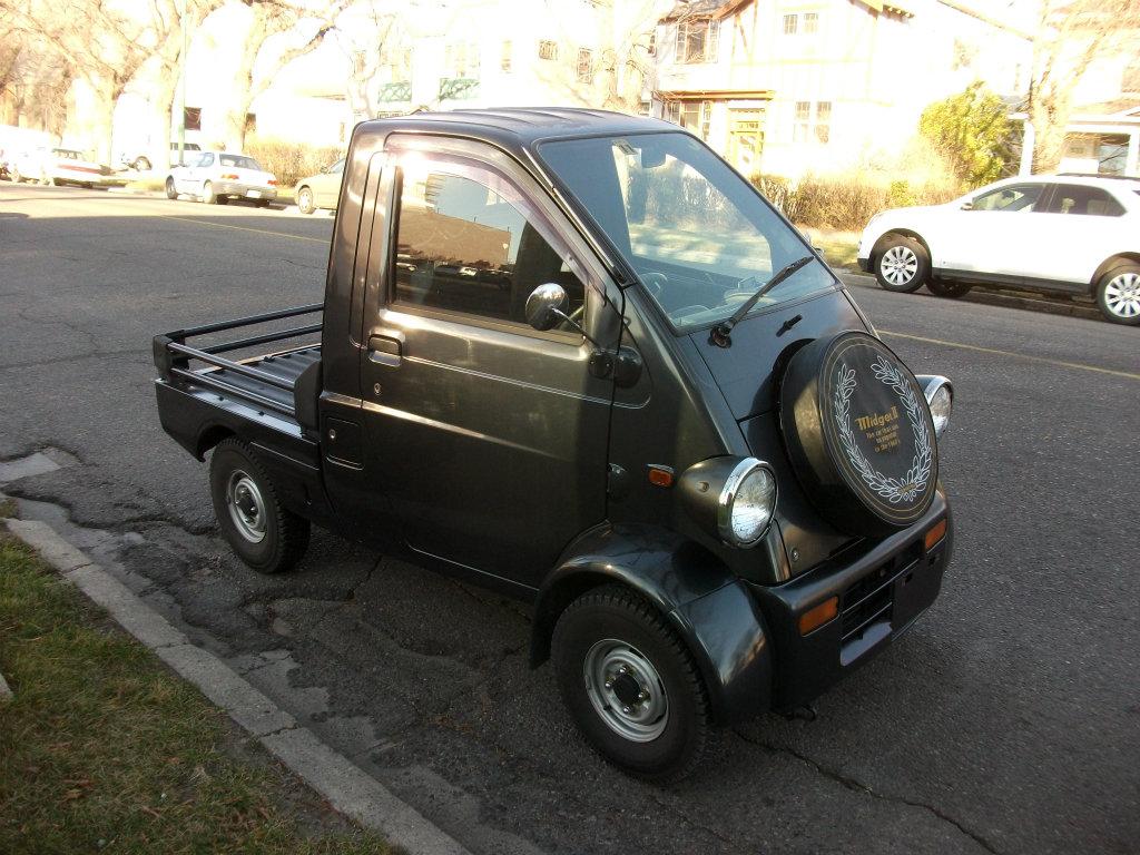 Daihatsu Midget II 1996 - 2001 Microvan #7