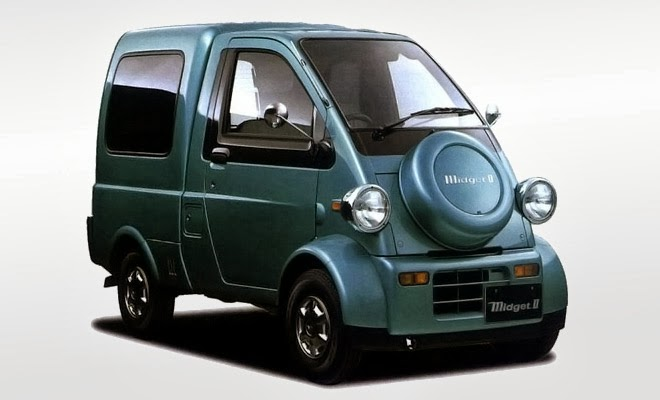 Daihatsu Midget II 1996 - 2001 Microvan #8
