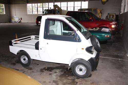 Daihatsu Midget II 1996 - 2001 Microvan #1