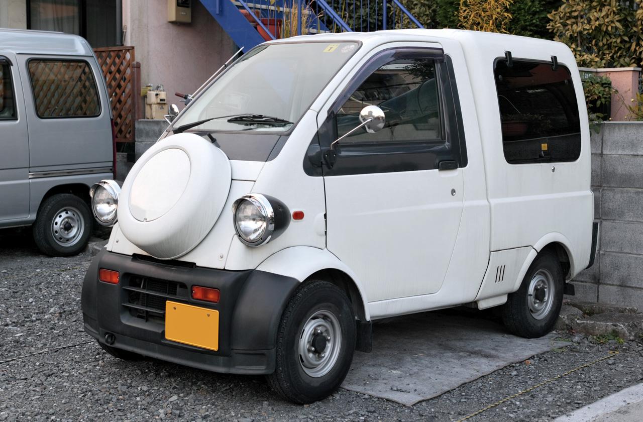 Daihatsu Midget II 1996 - 2001 Microvan #6