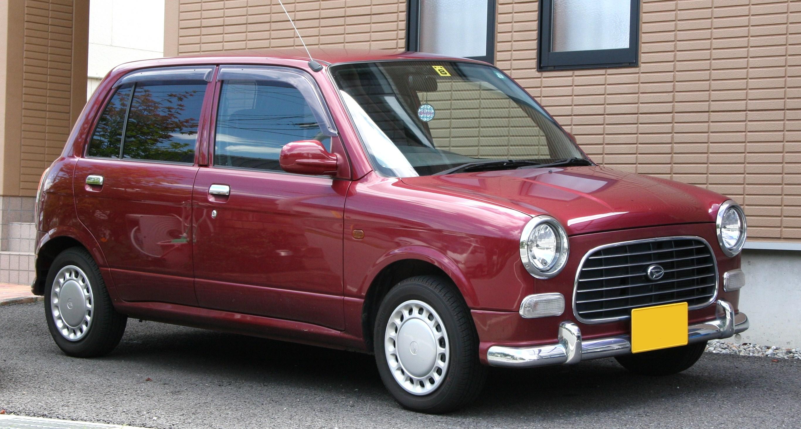 Daihatsu Mira Gino II 2004 - 2009 Hatchback 5 door #3