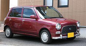 Daihatsu Mira Gino II 2004 - 2009 Hatchback 5 door #7