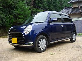 Daihatsu Mira Gino II 2004 - 2009 Hatchback 5 door #8
