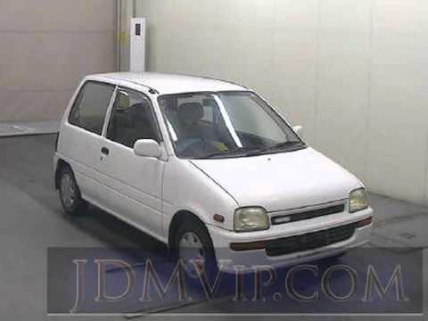 Daihatsu Mira IV 1994 - 1998 Hatchback 3 door #1