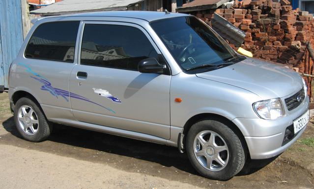 Daihatsu Mira V 1998 - 2002 Hatchback 3 door #3