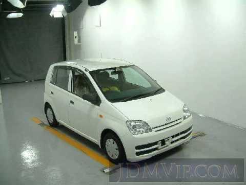 Daihatsu Mira VI 2002 - 2006 Hatchback 3 door #3