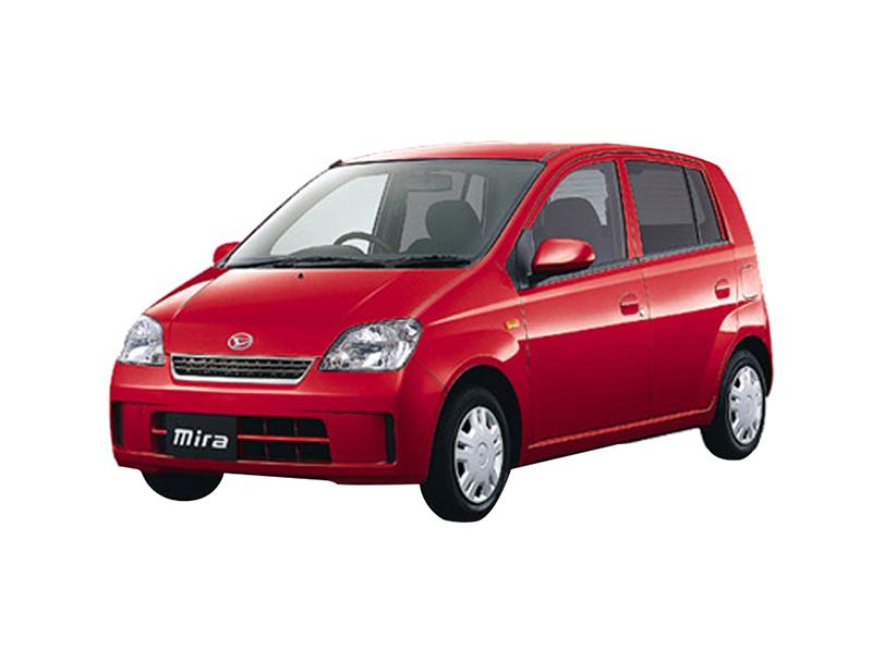 Daihatsu Mira VI 2002 - 2006 Hatchback 3 door #5