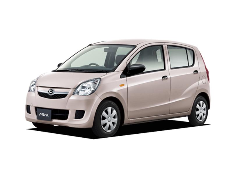 Daihatsu Mira VII 2006 - now Hatchback 5 door #4