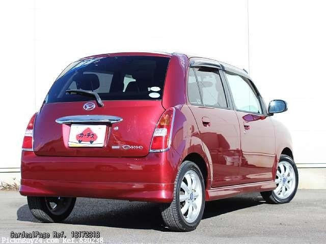 Daihatsu Mira VI 2002 - 2006 Hatchback 5 door #3