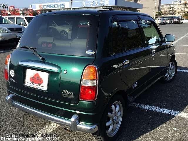 Daihatsu Mira VI 2002 - 2006 Hatchback 5 door #1